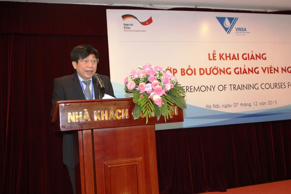 ToT1 01 Welcome Address by Mr. Cao Lai Quang - VWSA Chairman 1024x683